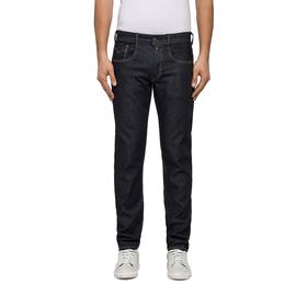 Replay Slim Fit Anbass Trouser - Dark Blue