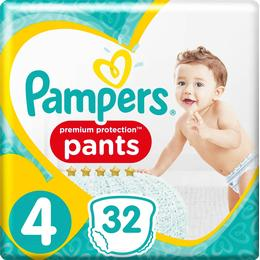 Pampers Premium Protection Pants Size 4