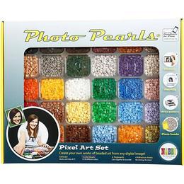 Nabbi Photo Pearls Pixel Art Set