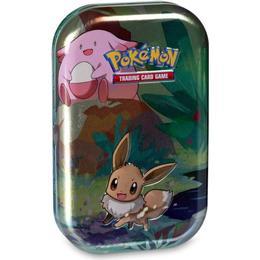 Pokémon Kanto Friends Eevee Mini Tin