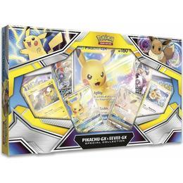 Pokémon TCG: Pikachu GX & Eevee GX Special Collection