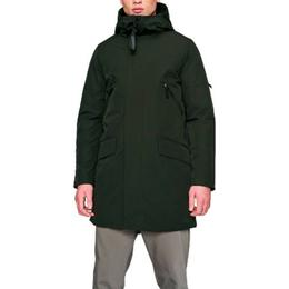 Elvine Zane Jacket - Green Khaki
