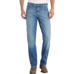 Wrangler Texas Stretch Jeans - Worn Broke
