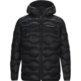 Peak Performance Helium Hood Jacket - Black