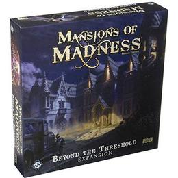 Fantasy Flight Games Mansions of Madness: Second Edition Beyond the Threshold