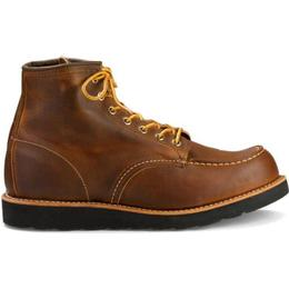 Red Wing 6 Inch Moc Toe - Copper