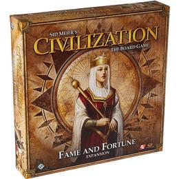 Fantasy Flight Games Sid Meier's Civilization: Fame & Fortune