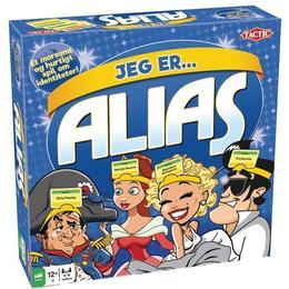Tactic Jeg er... Alias