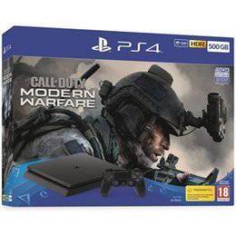 Sony PlayStation 4 Slim 500GB - Call of Duty: Modern Warfare Bundle