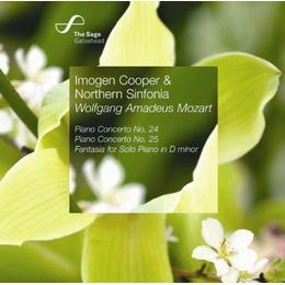 Mozart Cooper - Pianokonsert 24/25