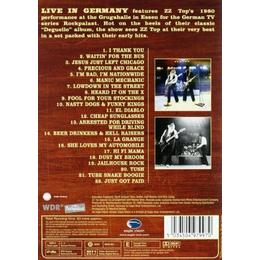 Live In Germany (DVD)