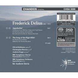BBC Symphony Chorus and Orchestra - Delius: Appalachia / The Song Of The High Hills