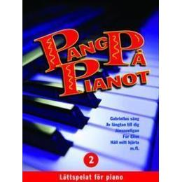 Pang på pianot 2: cd (Häftad, 2009)