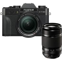 Fujifilm X-T30 + XF 18-55mm + XF 55-200mm