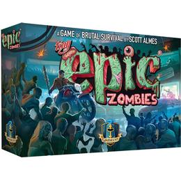 Gamelyngames Tiny Epic Zombies