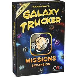 Czech Games Edition Galaxy Trucker: Missions
