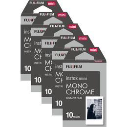 Fujifilm Instax Mini Film Monochrome 5x10 pack