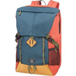 """American Tourister Urban Groove 17.3"""" - Navy/Red"""
