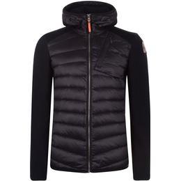 Parajumpers Nolan Hybrids Jacket - Black