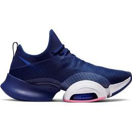 Nike Air Zoom SuperRep M - Blue Void/Vast Grey/Voltage Purple/Black