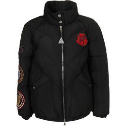 Moncler Minho Padded Jacket - Black