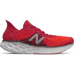 New Balance Fresh Foam 1080v10 M - Neo Crimson with Neo Flame & Black