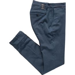 Replay Slim Fit Hyperflex Zeumar Chino Trousers - Blue