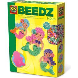 SES Creative Beedz Iron on Beads Mermaid 1400pcs 06212