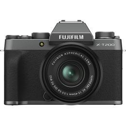 Fujifilm X-T200 + XC 15-45mm OIS PZ