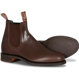 R.M.Williams Wentworth G Boot Yearling - Rum