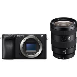 Sony Alpha 6400 + E 16-55mm F2.8 G