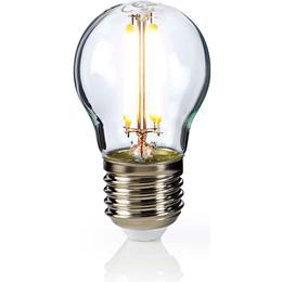 Nedis LEDBDE27G45 LED Lamps 4.8W E27