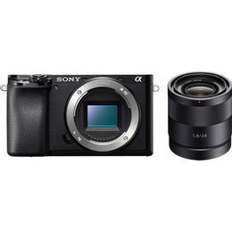 Sony Alpha 6100 + E 24mm F1.8 ZA