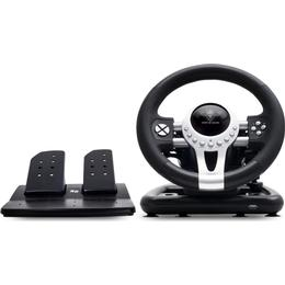 Spirit of Gamer Pro 2 Racing Wheel - Black/Silver