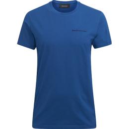 Peak Performance Urban T-shirt - Cimmerian Blue