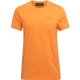 Peak Performance Urban T-shirt - Orange Dune