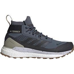 Adidas Terrex Free Hiker GTX M - Legacy Blue/Core Black/Raw Desert