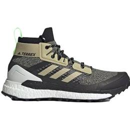 Adidas Terrex Free Hiker M - Savannah/Core Black/Signal Green