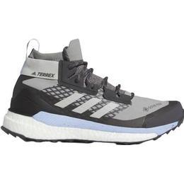 Adidas Terrex Free Hiker GTX W - Ch Solid Gray/Gray Two/Glow Blue