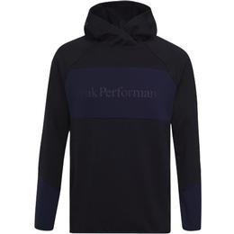 Peak Performance Prem Hoodie - Black