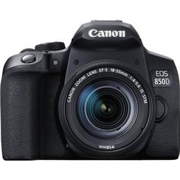 Canon EOS 850D + 18-55mm F4-5.6 IS STM