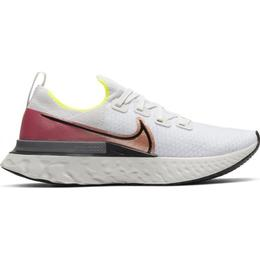 Nike React Infinity Run Flyknit M - Platinum Tint/Pink Blast/Total Orange/Black