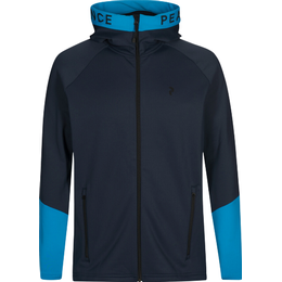 Peak Performance Riding Jacket with Hood & Zipper - North Atlantic