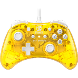 PDP Rock Candy Wired Controller Nintendo Switch - Pineapple Pop
