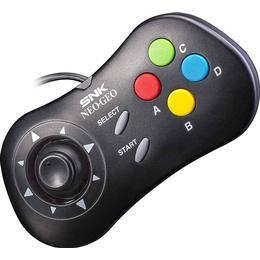 SNK Neo Geo Mini Controller - Black