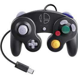 Nintendo GameCube Controller - Super Smash Bros Ultimate Edition - Black