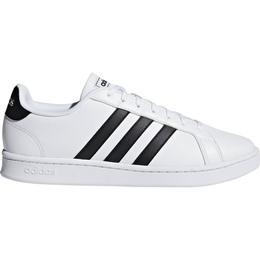 Adidas Grand Court M - Cloud White/Core Black