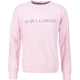 Acqua Limone College Classic Sweatshirt Unisex - Pale Pink