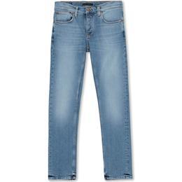 Nudie Jeans Grim Tim Organic Jeans - Crispy Stone