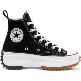 Converse Run Star Hike High Top - Black/White/Gum